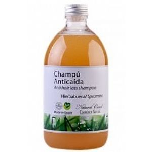 Champ� Antica�da con Hierbabuena Natural Carol 500 ml.