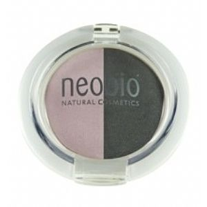 Sombra ojos duo Neobio 01 Rose Diamond