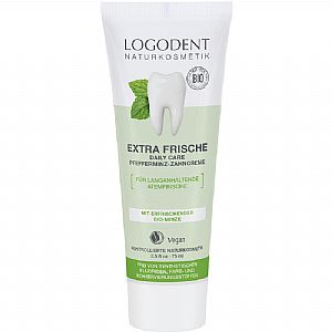 Logodent Dent�frico Menta Extra-fresh (antiguo Daily Care) 75 ml.