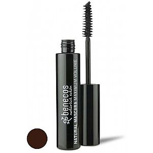Mascara Benecos Natural Maximum Volume (Marrón)