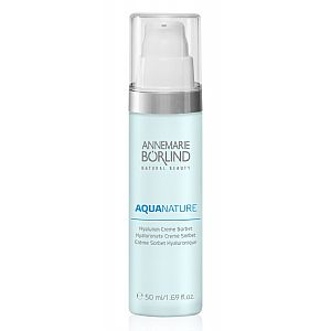 Aquanature Crema sorbet 24h hialurónica Annemarie Börlind 50 ml.