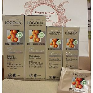 Pack 4 productos Age Protection Logona