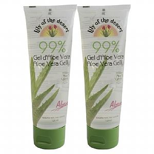 Oferta Pack 2 Gel de Aloe Vera Lily of the Desert 120 ml.