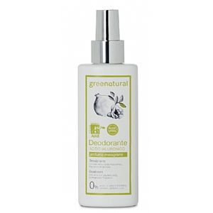 Desodorante spray Granada Greenatural 100 ml.
