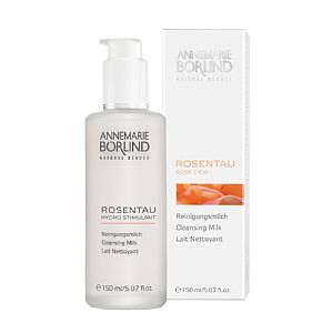 Rose Dew Leche limpiadora Annemarie Börlind 150 ml.