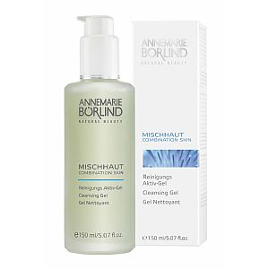 Combination Skin Gel limpiador Annemarie Börlind 150 ml.