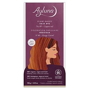 Colorante vegetal 40 Rojo cobrizo Ayluna 100 g.