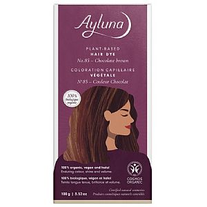 Colorante vegetal 85 Castaño Chocolate Ayluna 100 g.