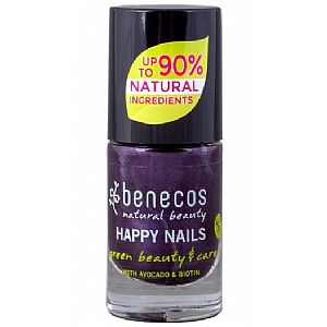 Mini Esmalte Benecos 8-FREE Galaxy 5 ml.