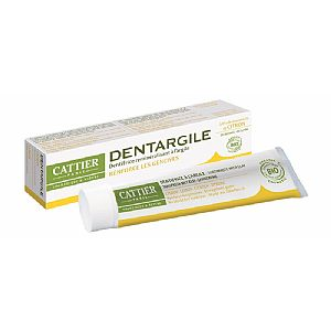 Dentargile Lim�n sin fl�or Cattier 75 ml.