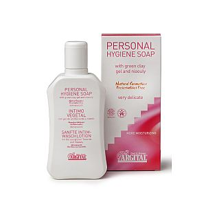 Gel íntimo vegetal arcilla y niaouli Argital 250 ml.