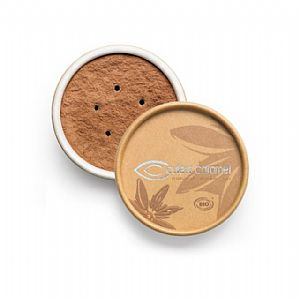 Maquillaje mineral polvos sueltos Couleur Caramel 08 Brun ocre