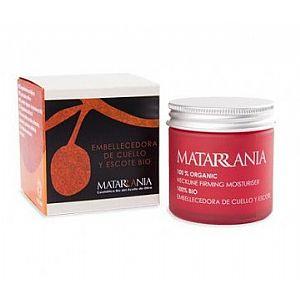 Crema embellecedora cuello y escote Matarrania 60 ml.